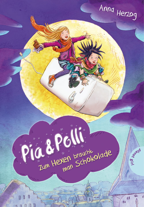 Cover Kinderbuch Pia&Polli